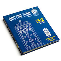Doctor Who 50th Anniversary Planner