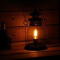 Lantern Table Lamp  Or   Hanging Lantern Light