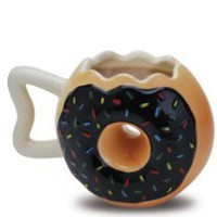 JisJass Collections - Big Mouth Toys The Donut Mug