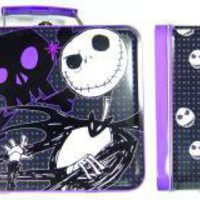 Nightmare before Christmas, Lunch Box, Jack Skellington
