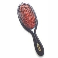 Mason Pearson Junior Boar Bristle &amp; Nylon Hair Brush: Beauty