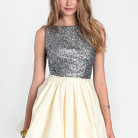 Best Kiss Sequined Dress - $54.00 : ThreadSence, Women's Indie & Bohemian Clothing, Dresses, & Accessories