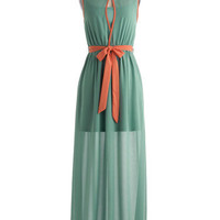 Age of Aquamarine Dress | Mod Retro Vintage Dresses | ModCloth.com