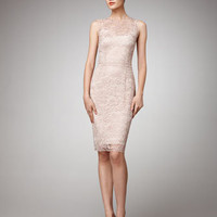 Dolce & Gabbana - Sleeveless Lace Dress - Bergdorf Goodman