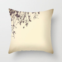 Silhouette Throw Pillow by Skye Zambrana | Society6