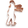 Zombie Copper Cookie Cutter | Sur La Table