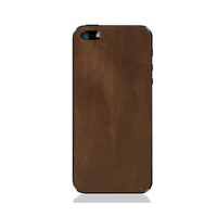 Valentine Goods: iPhone 5 Leather Back Auburn, at 28% off!