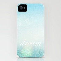 Dream A Little Dream || iPhone Case by Galaxy Eyes | Society6