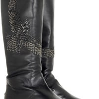 Jimmy Choo Wylie leather knee high boots - $298.00