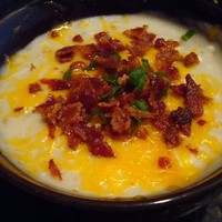 Yummm! / Crock-Pot Baked Potato Soup