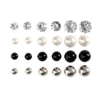 12 Pairs Earrings - from H&amp;M