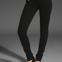 TRUE RELIGION Stella Skinny Fit in Body Rinse at Revolve Clothing - Free Shipping!