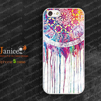 dream catcher Iphone  case 5 ,iphone 5 case ,case for iphone 5,the best case for iphone 5 case