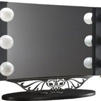 "Starlet Table Top Lighted Vanity Mirror 34"" x 23"""