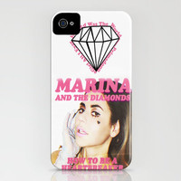 ♡MARINA AND THE DIAMONDS IN THE PRIMADONNA WORLD♡ iPhone Case by RickyRicardo787 | Society6