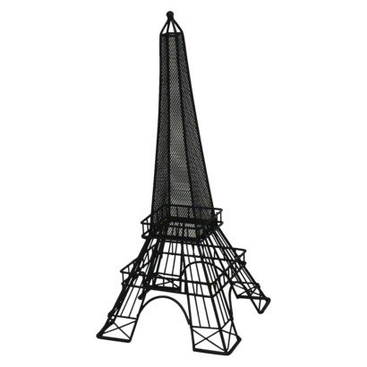 xhilaration eiffel tower jewelry stand from target