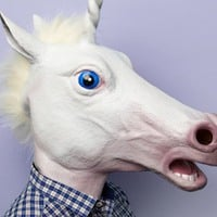Magical Unicorn Mask - $25 | The Gadget Flow