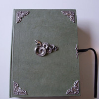 Draco Malefoy Slytherin Secret box Hollow book by Boitifole