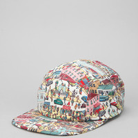 Urban Outfitters - Where's Waldo 5-Panel Hat