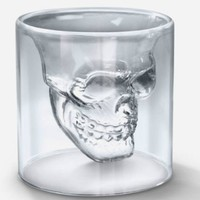 Creative Cool Skull Shot Glass Cup