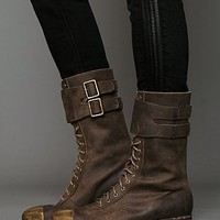 Free People Crescent Ankle Boot