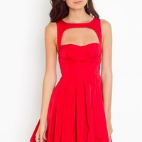Kassia Bustier Dress in  What's New at Nasty Gal