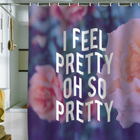 DENY Designs Home Accessories | Leah Flores So Pretty Shower Curtain