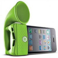 New Horn Stand for iPhone4 Bone Collection Amplifier [#00300065] - US$4.31 : Amazplus.com
