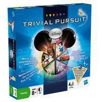 Adults at HasbroToyShop.com | TRIVIAL PURSUIT DISNEY FOR ALL Product Details