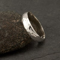 Sterling Silver Ring Silver Jewelry Modern Handmade by Artulia
