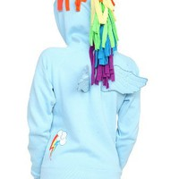 My Little Pony Rainbow Dash Girls Hoodie