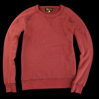 UNIONMADE - Levi's Vintage Clothing - 1950s Crew Sweatshirt in Burnt Henna
