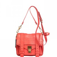 Proenza Schouler PS1 Pouch Leather - Pouch - PS1 - Shop Online