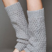Free People Rita Solid Legwarmer