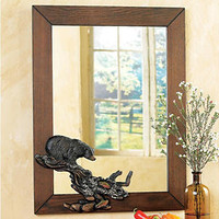 Bear Wall Mirror