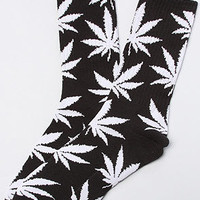 The Plantlife Socks in Black &amp; White