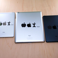 Evolution iPad / iPad Mini Decal