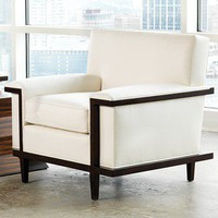 Global Views Lucy Chair | Wayfair