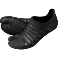 ZemGear Ninja Low - Barefoot Minimal Shoes - Black/Black / X-Large