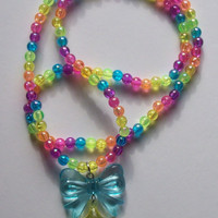 Magical Rainbow Brite Necklace