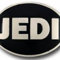 ROCKWORLDEAST - Star Wars, Belt Buckle, Jedi