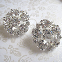 Wedding Earrings, stud Earrings, Crystal Post Earrings, Bridal Jewelry, Bridesmaids Jewelry