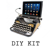 DIY Conversion Kit by USB Typewriter