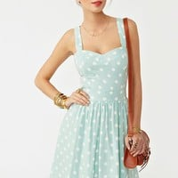 Peppermint Pattie Dress