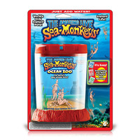 Amazing Live Sea Monkey's Ocean Zoo (Colors/Styles Vary)