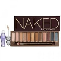 The Poised Palette | Urban Decay Naked Palette |
