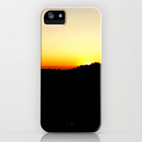 Warm Wisconsin Sunset iPhone Case by Josrick | Society6