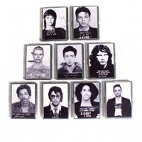 ShopKitson.com - Assorted Mugshot ID Case/Billfolds - Prince