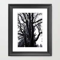 Towards the sky Framed Art Print by Vorona Photography | Society6