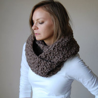 the oregon infinity scarfbarley by ozetta on Etsy